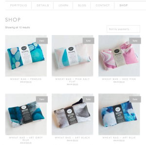 New shop – Officially Launched